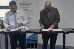 Memorandum of Agreement with The LINKBYNET