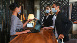 CERTIFIED HOSPITALITY PROFESSIONAL IN FRONT OFFICE OPERATIONS 2
